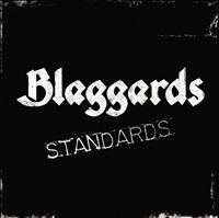 Cover artwork for Blaggards-Standards
