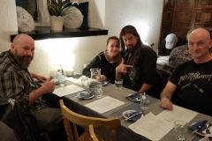 Dinner in Bundoran