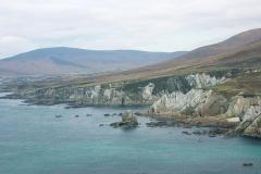 The coast at Achill Island