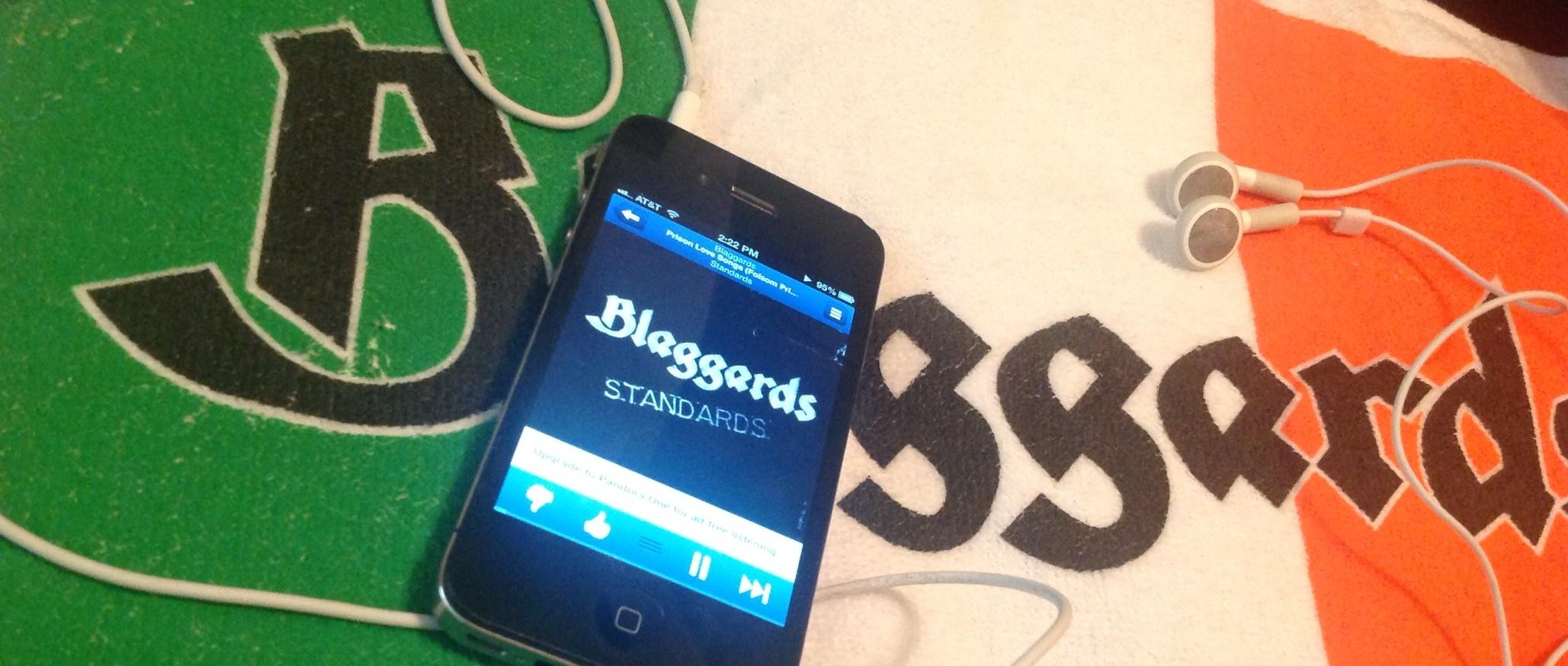 Blaggards on Pandora