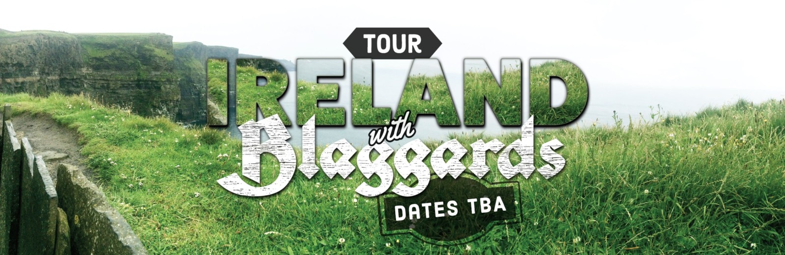 Tour IRELAND with Blaggards October 2021