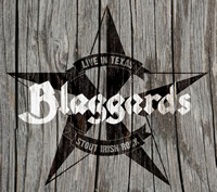 Cover artwork for Blaggards-Live in Texas