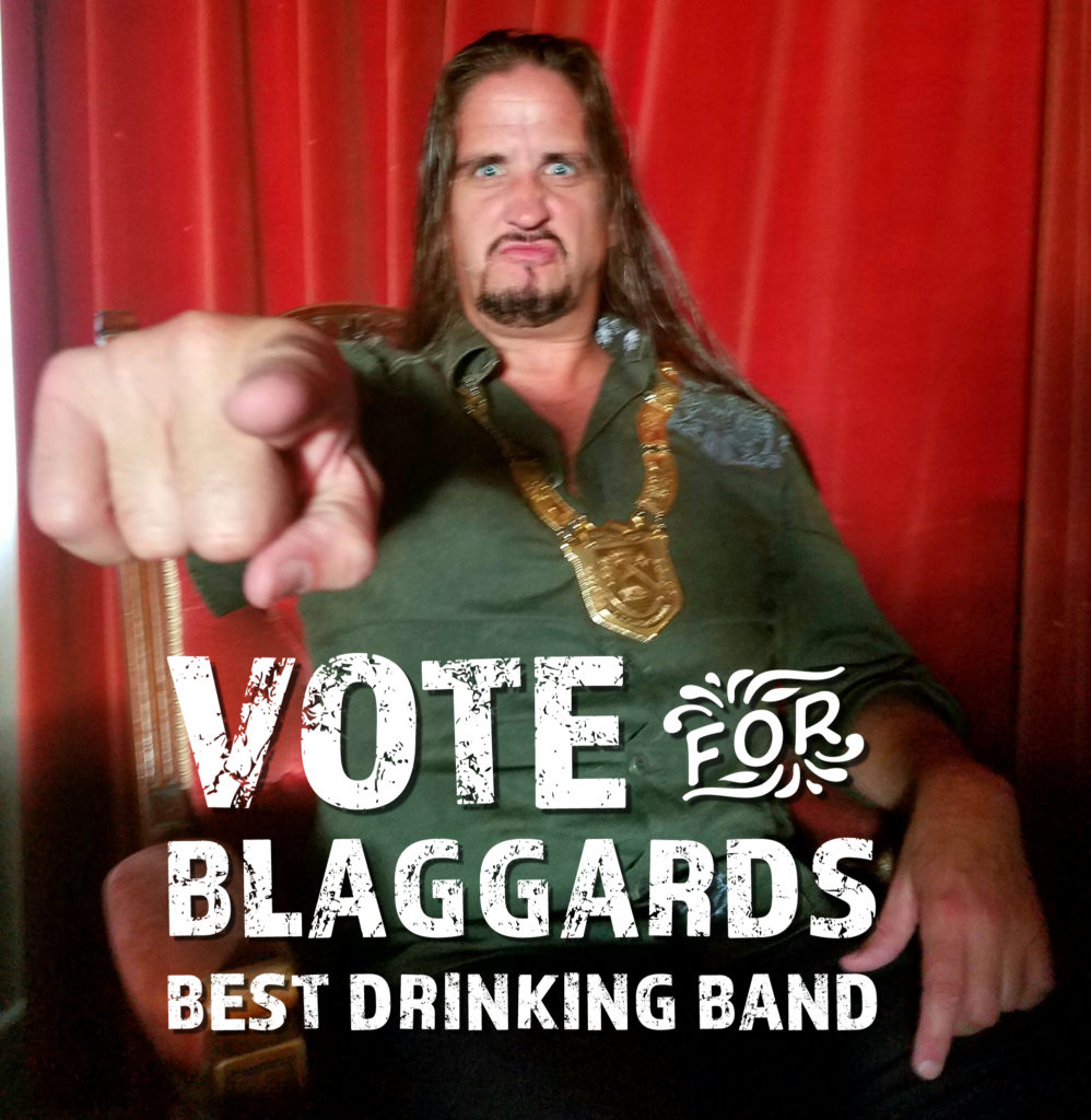VOTE for BLAGGARDS