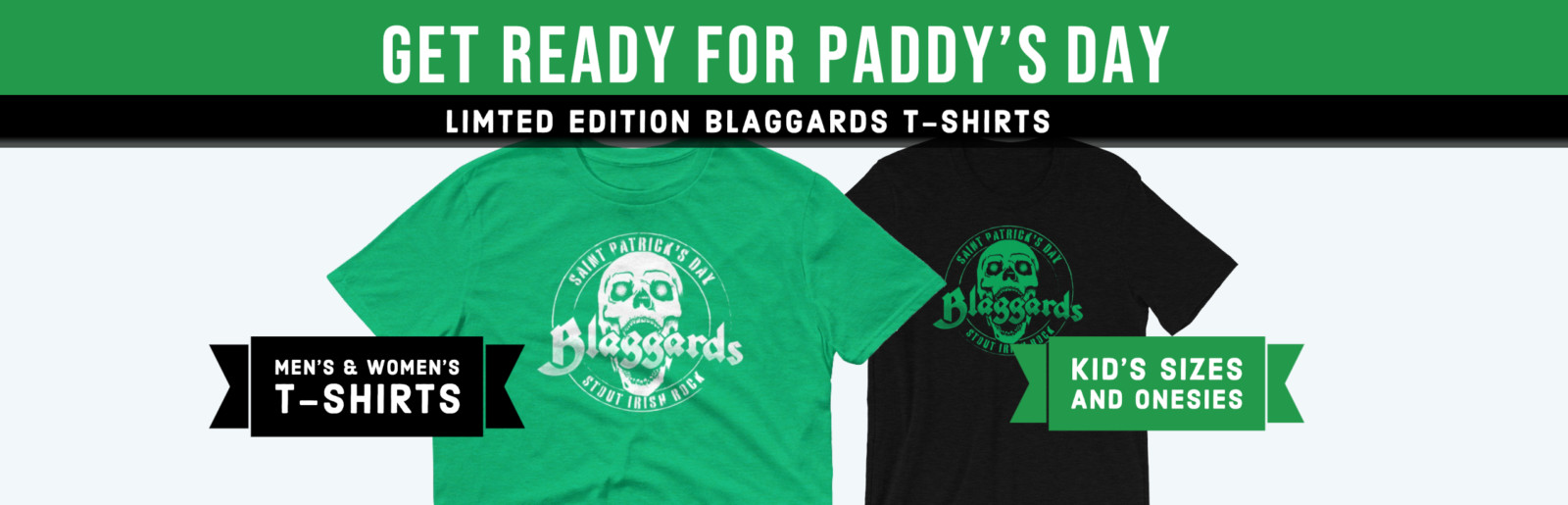 Paddy's Day T-Shirts